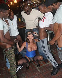 Dava Foxx's Second Appearance Big Black Dick Galleries