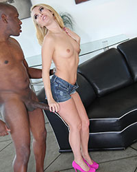 Aaliyah Love's Second Appearance Blacks On Blondes Free Porn