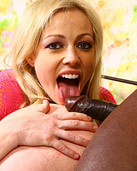 Adrianna Nicole and Lorelei Lee Sasha Grey Blacks On Blondes