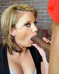 Alex Cuckold Black On Blonde