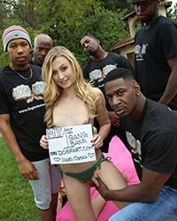 Alexa Grace's Second Appearance Blacks On Blonds