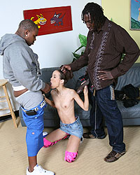 Amai Liu Massive Black Dick