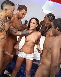 Amara Romani Black Cock Movie