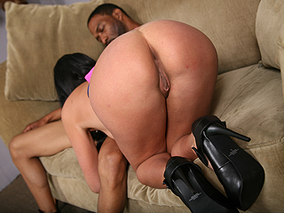 Black Cock Cum Anissa Kate