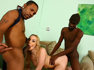 Annette Schwartz Gangfuck Interracial Slut Movies