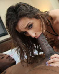 Ashley Adams Mandingo Creampie