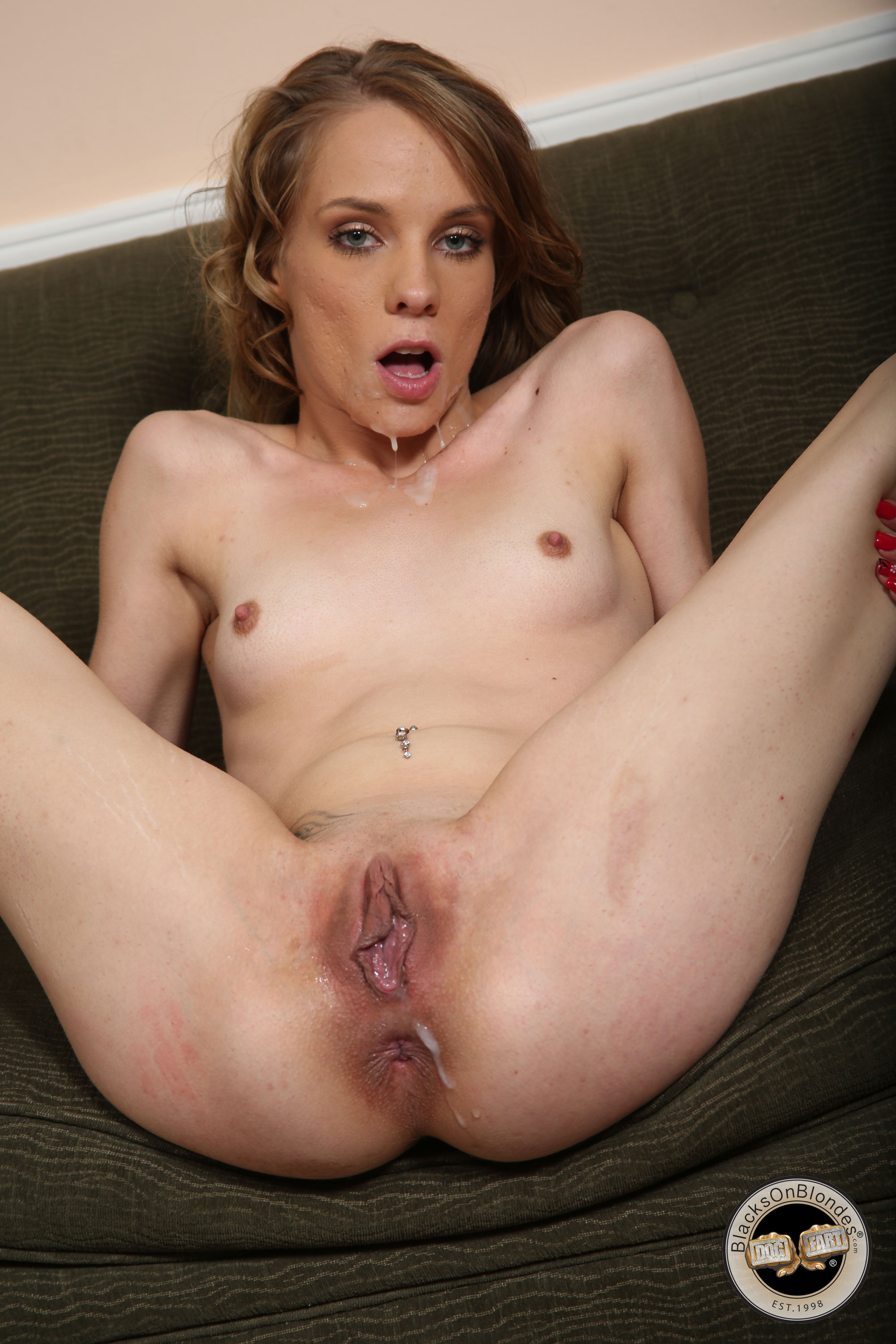 Abigaile johnson big meaty snack for me 5