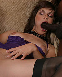Bobbi  Starr Mandingo People