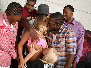 Britney Young Milf Interracial
