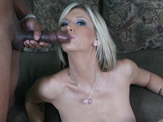 Brooke 2 Loves The Black Cock