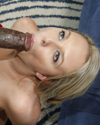 Brooke Wylde Blacks On Blonde