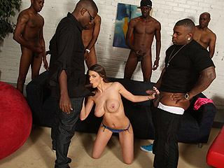Girls Sucking Black Dick Brooklyn Chase's Second Appearance