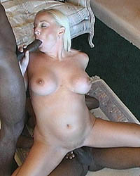 Calli Cox Blacks On Blondes Samples