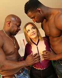 Ricki White Blacks On Blondes Candy Alexa's Second Appearance