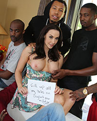 Big Black Dick Shemales Chanel Preston's Third Appearance