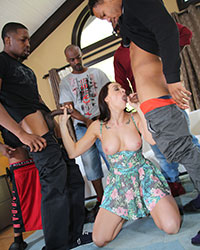 Chanel Preston's Third Appearance Hotwife Cuckold