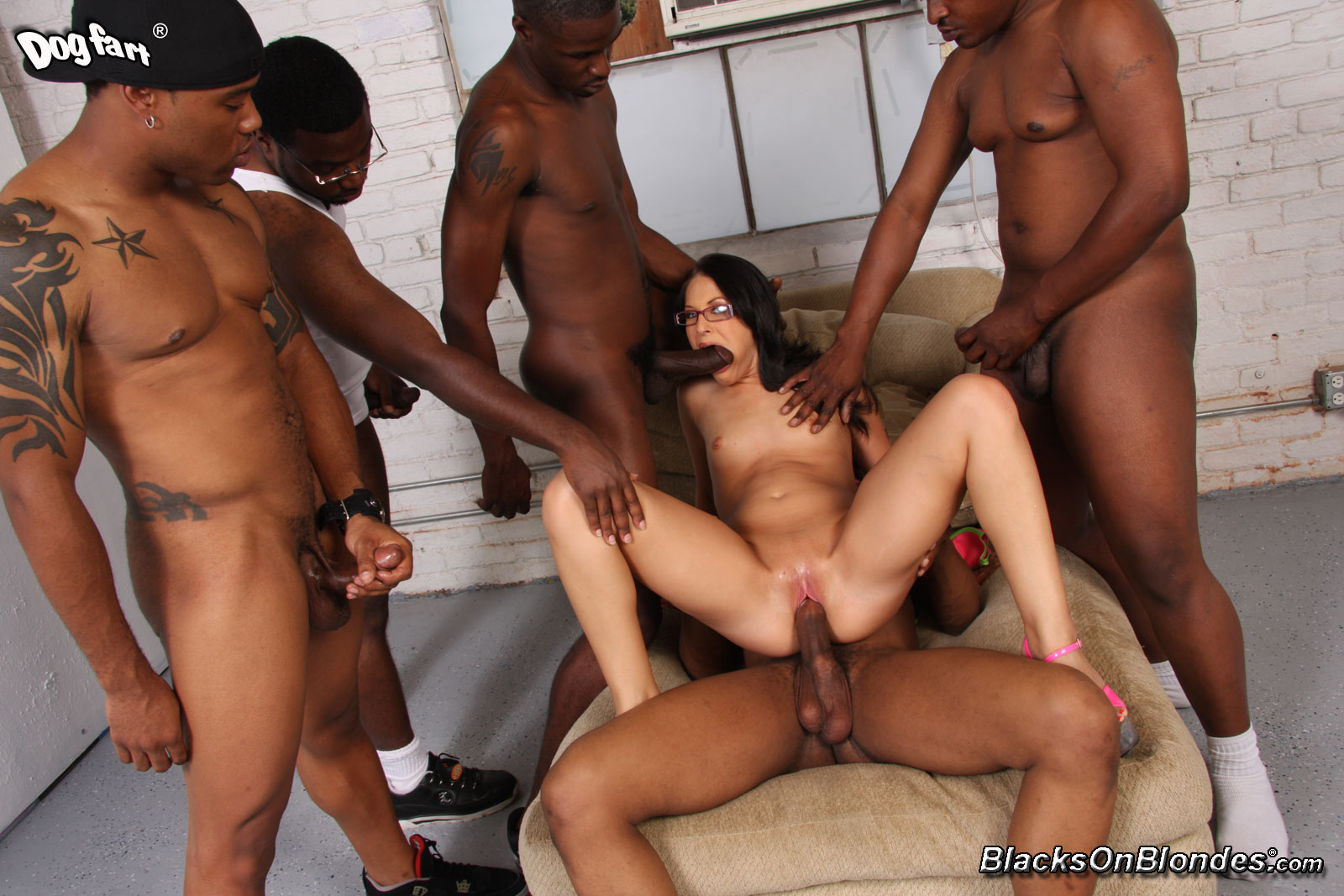 She can Amateur gang bang fuck Hot!