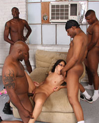 Chelci Rae  7-Bang Large Black Dick