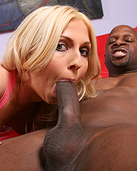Christie Stevens Black Dick Penis