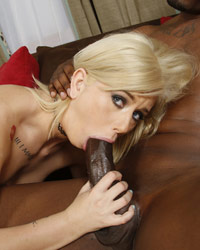 Cindy Lou Free Black Cock
