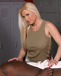 Devon Lee India Summer Blacks On Cougars