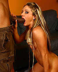 Gia Gold Picture Of Black Dick