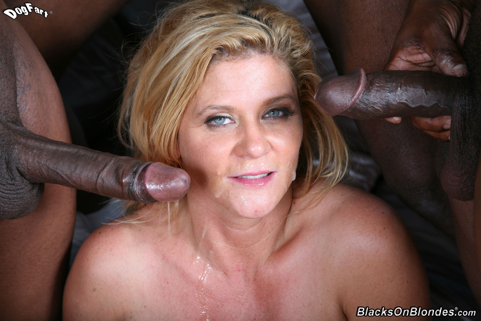 Watch Tied Ginger Lynn And Her Mistress Fucking A Slave