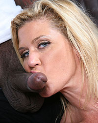 Ginger Lynn Black Cock Only