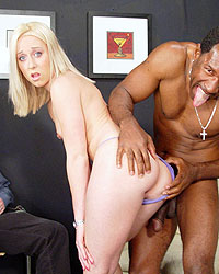 Goldie Interracial Movie