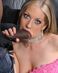 Haley Scott Suck Big Black Dick