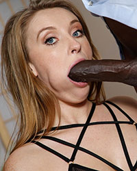 Harley Jade Black Cock Party