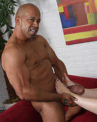 Hayden Night Hot Black Dick