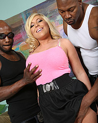 01 Interracial Surprise Creampie   Heidi Hollywood Get Shafted : EXCLUSIVE TO Killergram.com