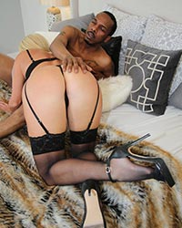 India Summer Black Dick And Black Pussy