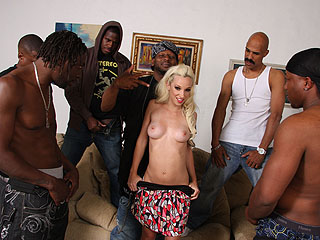 Jada Stevens SixBang Cameron V Blacks On Cougars