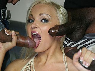 Bree Olson Blacks On Blondes Jenna Lovely