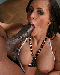 Jenna Presley Big Black Dick Cum