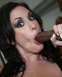 Jennifer White Large Black Dick