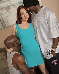 Mentally thrashed cuckold and potentially pregnant white - 2 part 9