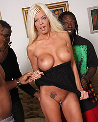 Jordan Blue Big Black Dick Gallery