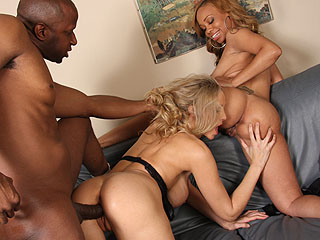 Julia ann interracial creampie
