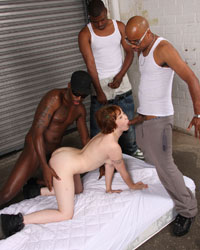 Julie Ellis Interracial Dp Gangbang