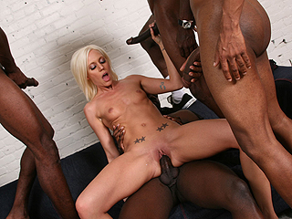 Kacey Villainess Blacks On Blondes Tgp