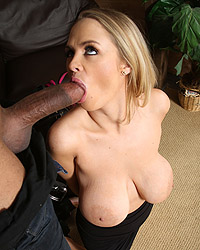 Katie Kox Black Cock Surprise