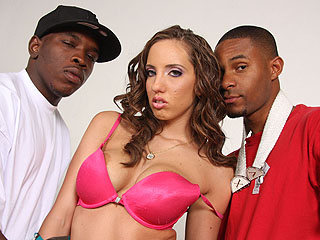 Kelly Divine Black Dicks In Black Chicks