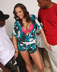 Black Interracial Kelly Divine