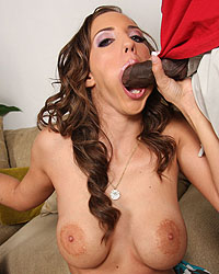 Kelly Divine Mixed Race Couple