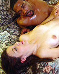 Kimmy Free Interracial Gangbang Pictures