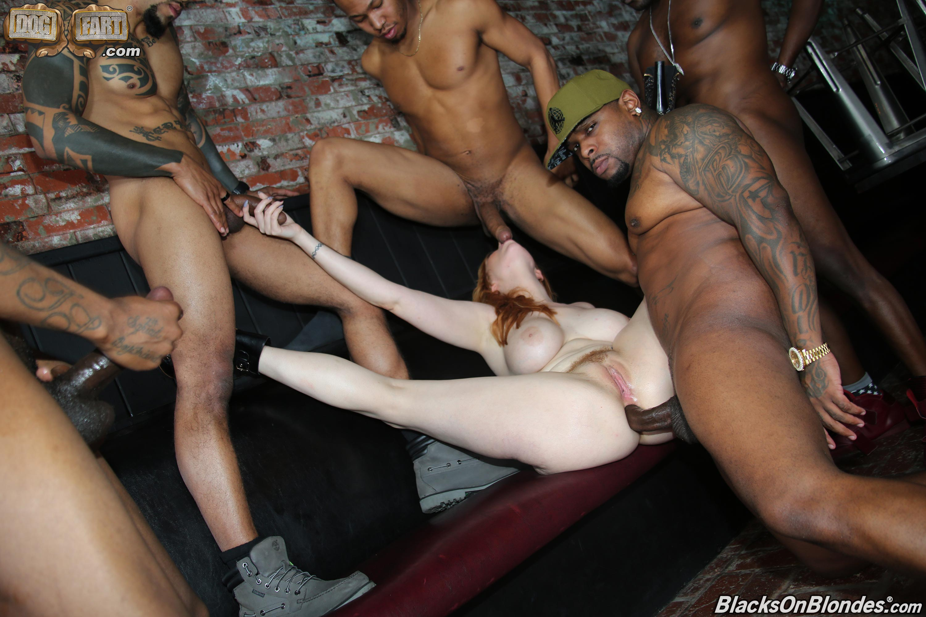 image Lauren phillips interracial gangbang