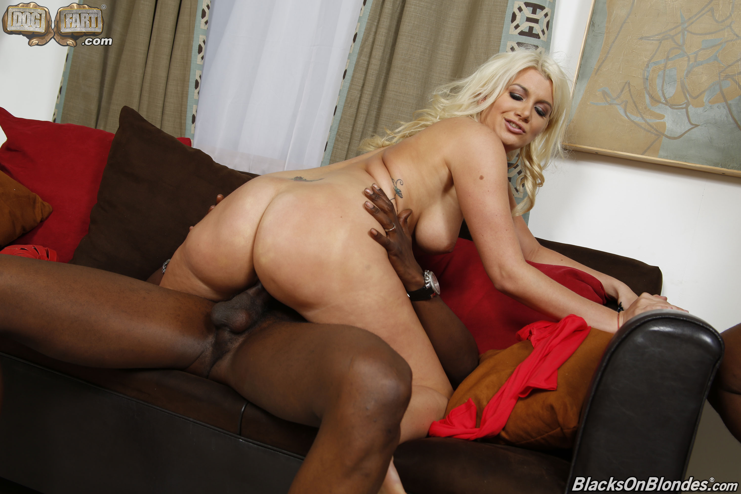 That Blacks on blondes anal trailers excellent idea